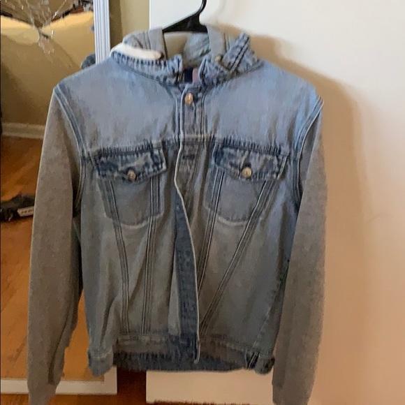 H&M Jackets & Blazers - jean jacket